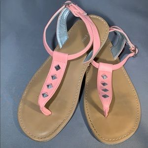 Girls, Land's end sandals